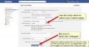 How To Change Your Default Facebook Tab